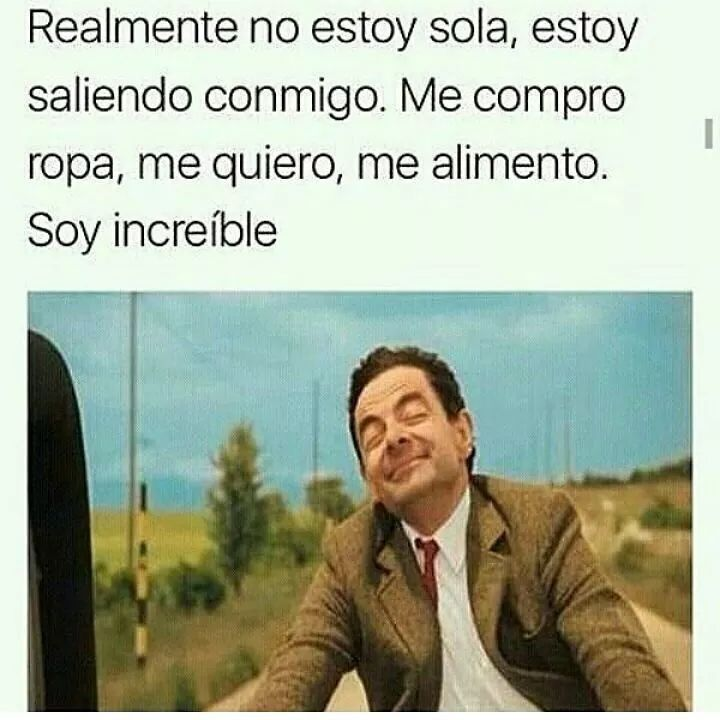 Soy increible