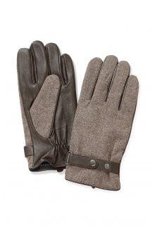 brązowy Rękawiczki GALLEN VISTULA XZ6625