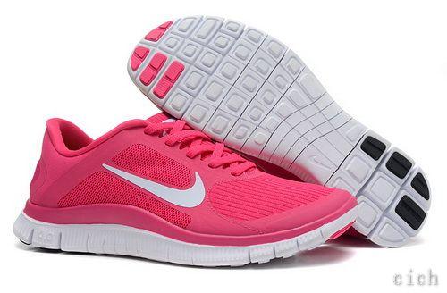Nike Free 4.0 Women Shoes-009