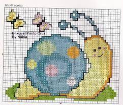 Resultado de imagem para graficos ponto cruz bebe fraldas