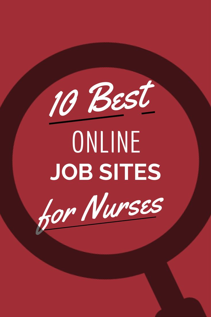 Looking for a nursing job? Here are ten of the best online job sites that you should visit now: http://www.nursebuff.com/2014/08/best-job-sites-for-nurses/ #Nursing #RN #Jobs #NurseBuff