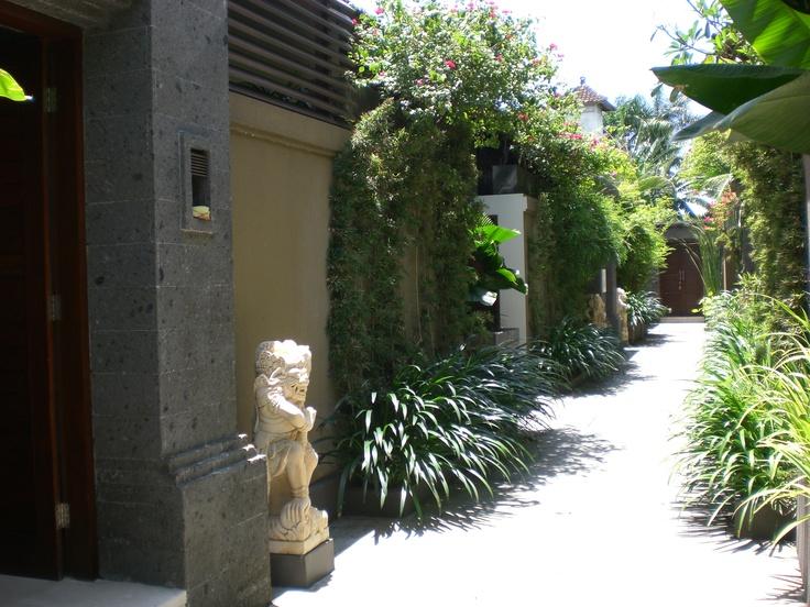 Private Secure Laneway To Each Of The Lakshmi Villas