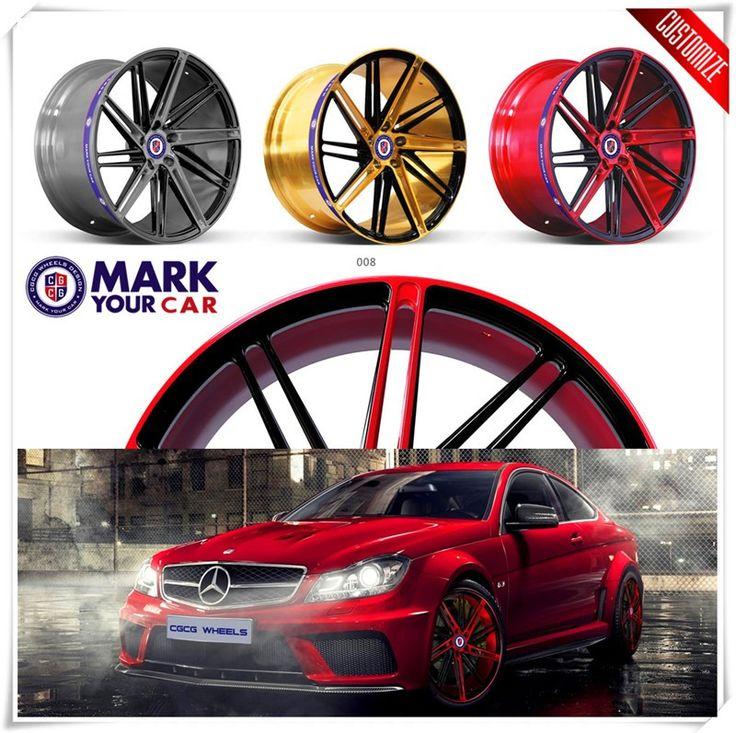 """Aluminum alloy car rims 20 inch,Forged wheel by CGCG Customized Forged Wheels rims CGCG008"""