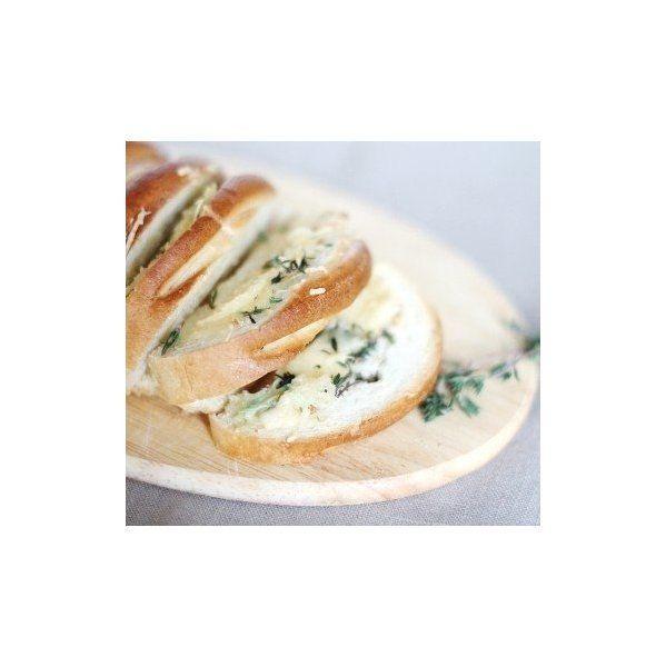 Рецепт багета с чесноком и сыром