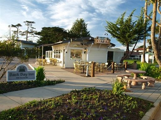 Back Bay Inn - Los Osos, California... i grew up in this place! #BayFindersChallenge
