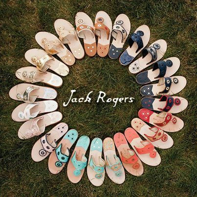 Jack Rogers Sample Sale!