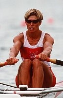 Silken Suzette Laumann, MSC (born November 14, 1964 in Mississauga, Ontario) is a Canadian champion rower.  Laumann was inducted into the Canadian Sports Hall of Fame in 1998 and was awarded the Thomas Keller Medal in 1999 for her outstanding international rowing career.