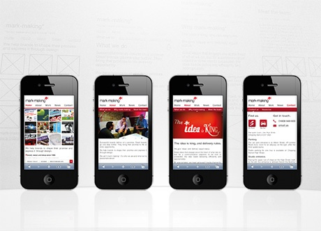 The power and growth of mobile marketing. Has your #website gone mobile? #mobileweb #mobility