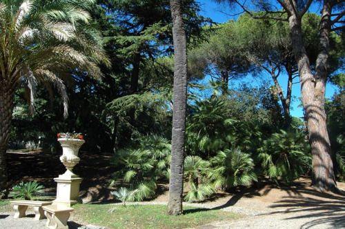 Sanremo (IM), Giardini di Villa Ormond