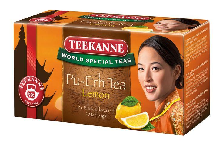 Pu-Erh Tea Lemon