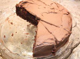 Dr. Joel Fuhrman's Never-Get-Sick Chocolate Cake - on Dr. Oz