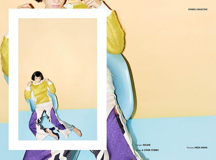Stories Collective / Colour Panacea / Design Lily Dunlop