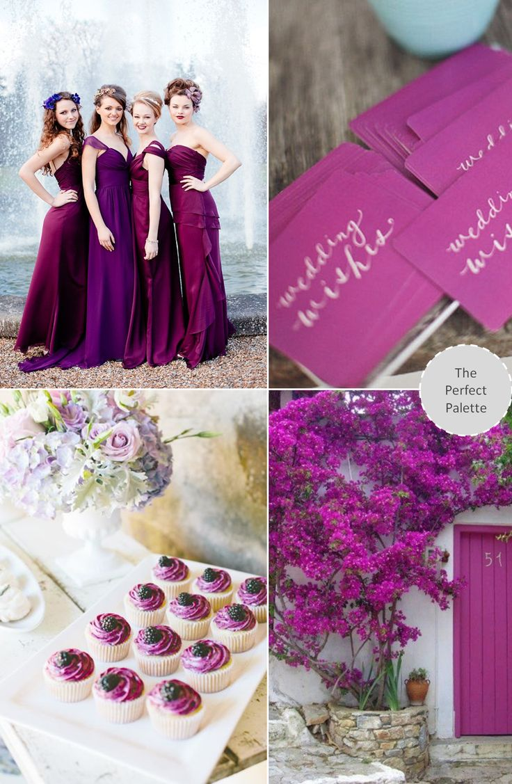 Pantone Color of the Year 2014 | Radiant Orchid 18-3224