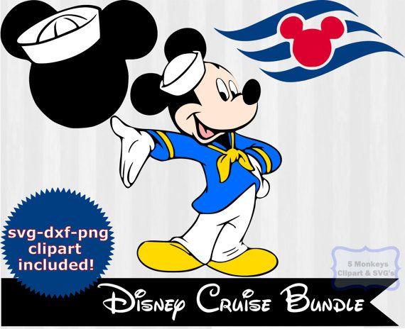 Disney Cruise svg Sailor Mickey Mouse SVG svg by 5MonkeysClipart