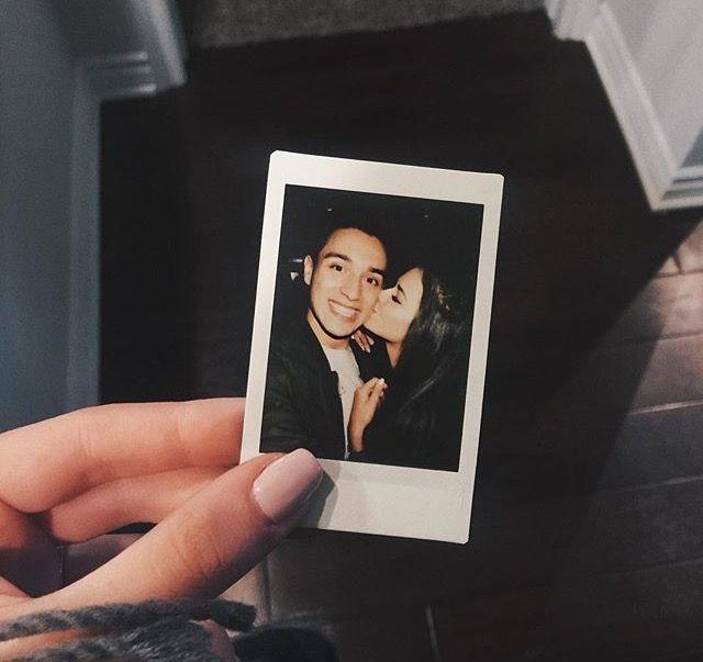 Jess and Gabe Conte | Polaroid