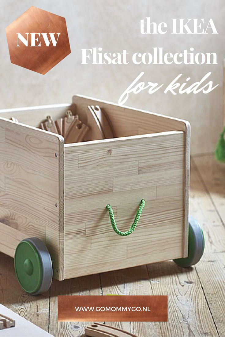 Ikea Flisat: A New Collection for Kids   Check the collection at www.gomommygo.nl