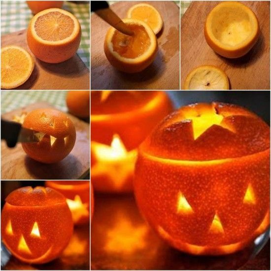Halloween Orange Lanterns | The WHOot