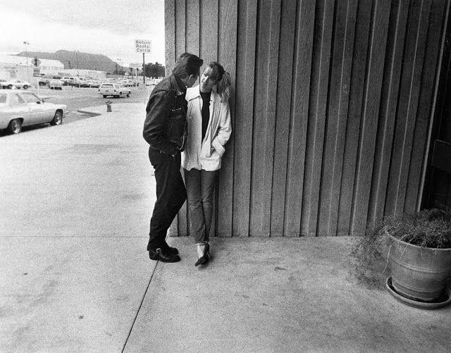 70年代にロック写真家ボブ・グルーエンが撮影したロックスター達のレア白黒写真60枚をビンテージ写真サイトが特集紹介 - amass