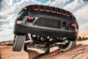2014 Jeep Cherokee Limited Front End Grille