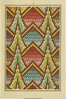 More Bargello.  Thank you Ramzi for your wonderful blog!