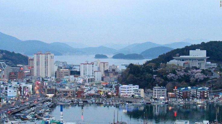 Reasons to visit Tongyeong