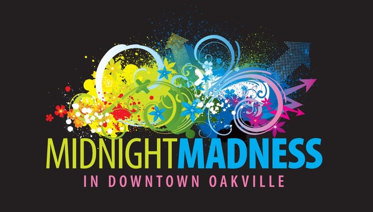 Midnight Madness In Downtown Oakville