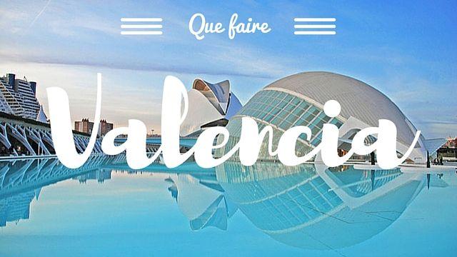 Pour des vacances en Espagne en bord de mer, la destination idéale est sans aucun doute Valencia, entre nature, plages, et culture !…