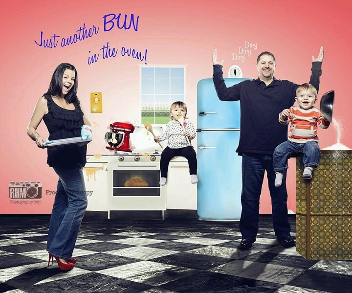 12 best Baby 3 announcement no Im not prego images on – Fun Baby Announcement