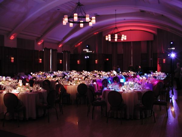 Quest Productions event lighting