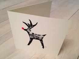 Image result for lino print christmas cards