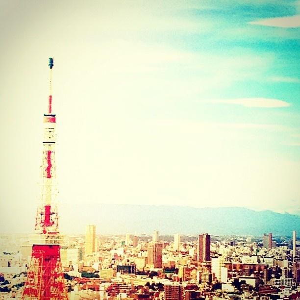 今朝の東京タワー。 - @ottimista43io- #webstagram
