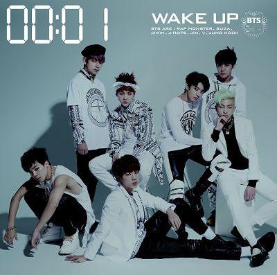 BTS (Bangtan Boys),Wake Up,CD Album Edition B
