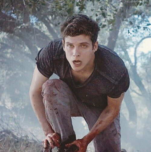 Teen Wolf - Isaac Lahey