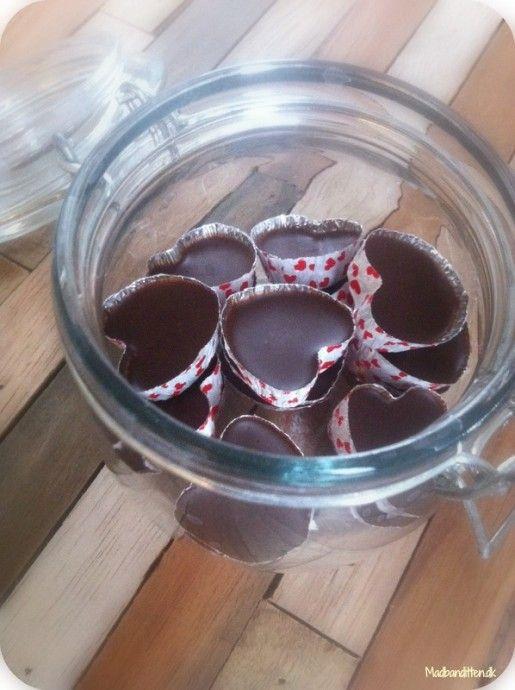 ischokolade eiskonfekt LCHF