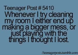 happens all the time to me