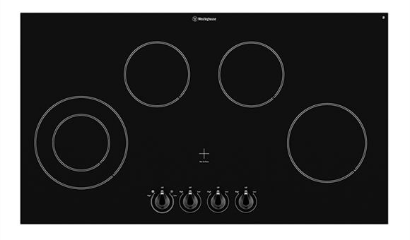 Westinghouse 90cm electric ceramic cooktop (model WHC942BA) for sale at L & M Gold Star (2584 Gold Coast Highway, Mermaid Beach, QLD). Don't see the Westinghouse product that you want on this board? No worries, we can order it in for you!