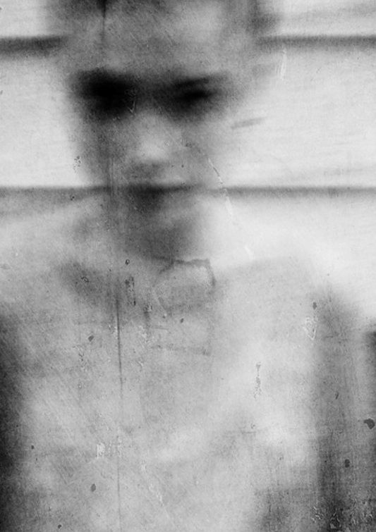 ☽ Dream Within a Dream ☾ Misty Blurred Art Fashion Photography - Antonio Palmerini