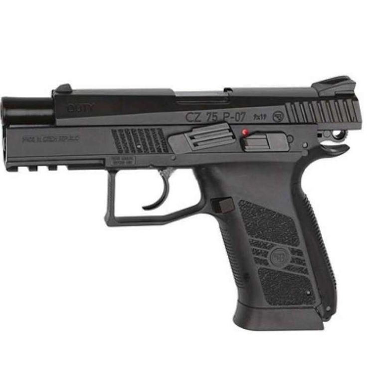 CZ 75 P07 Duty Blowback Find our speedloader now! http://www.amazon.com/shops/raeind