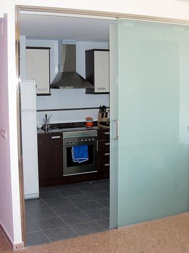 Ideal para espacios muy pequeños.