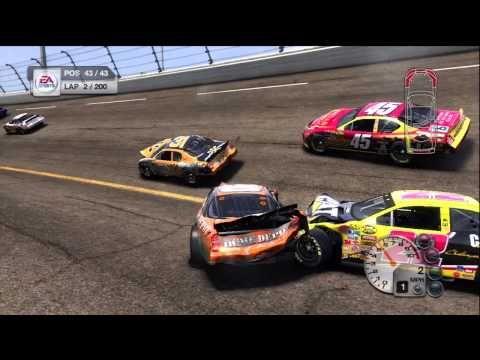 nascar race games free download