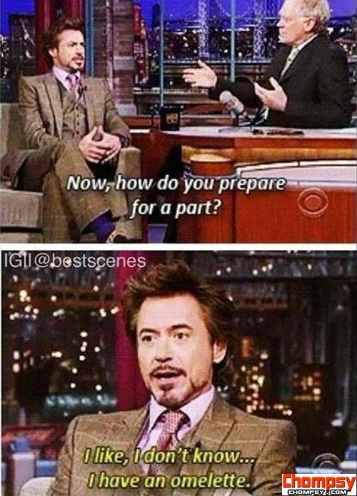 robert downey jr funny quotes