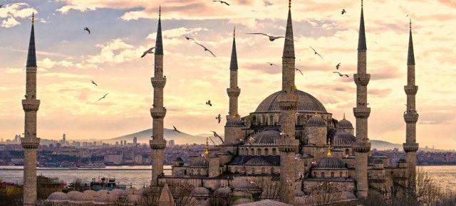 5 Tage Istanbul im guten und zentralem 4-Sterne Hotel inkl. Flügen mit Turkish Airlines schon für 144€