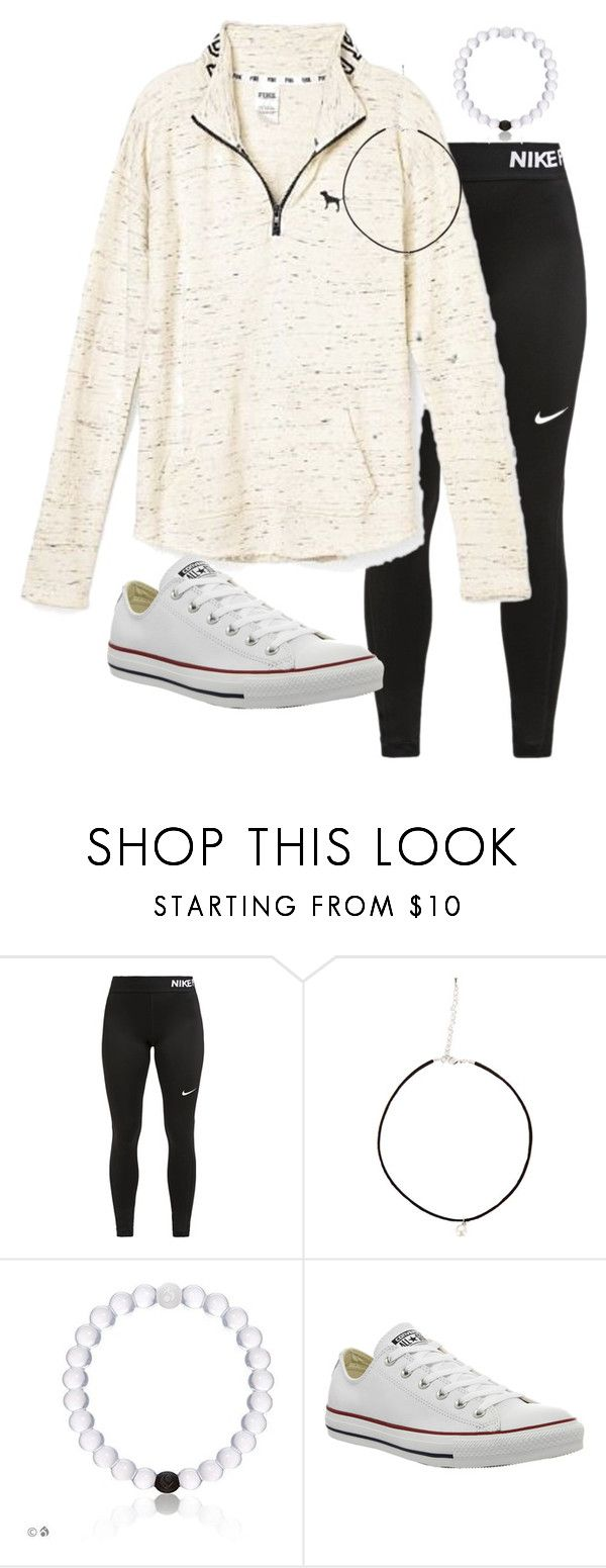 """Untitled #22"" by katielroberts on Polyvore featuring NIKE and Converse"