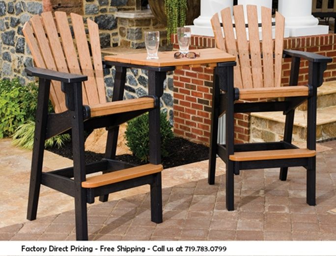Breezesta Recycled Plastic Outdoor Patio Furniture Line Are Not Only Made