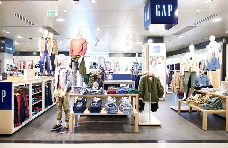 A marca GAP chegou ao El Corte Inglés Gaia Porto!