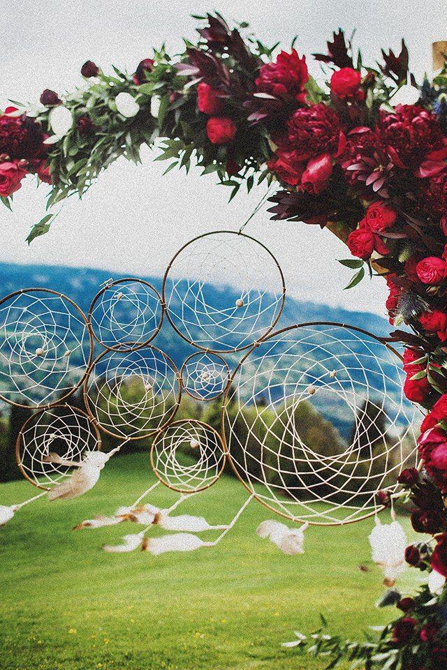 Палитры в цвете марсала: вдохновение для свадьбы 2015 - Meli | Дневники.Ykt.Ru