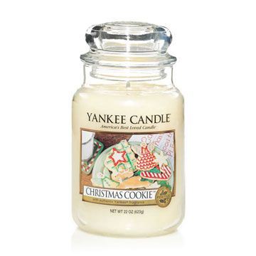 Christmas Cookie™ - Candles - Yankee Candle