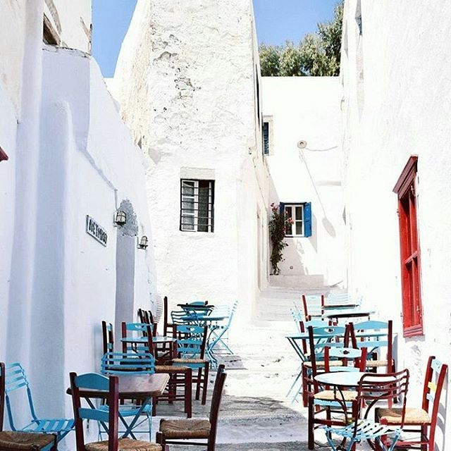 Amorgos Island... Visit the picturesque island of #amorgos, on #cyclades! By @_straboss. Congratulations
