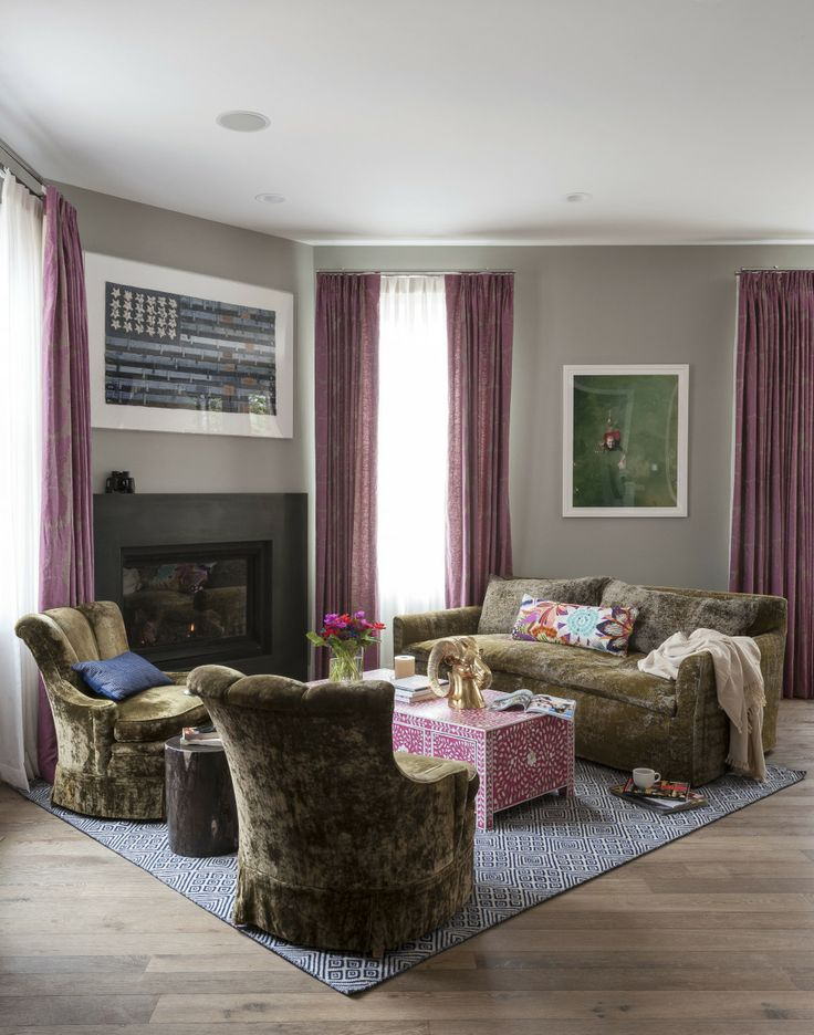 Top tips on designing your living room from the Novogratz
