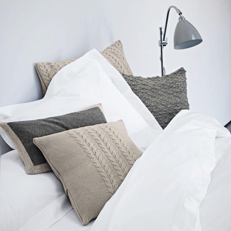 Savoy Bed Linen Collection from The White Company